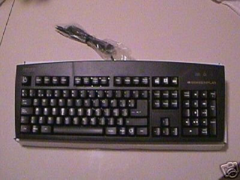 *NEW* Applied Magic Screenplay Keyboard 980 PS/2 PS2 4 Foreign Language PS 2