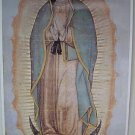 "OUR LADY OF GUADALUPE VIRGIN MARY POSTER 16"" x 27"" SAINT RELIGIOUS Catholic Icon"