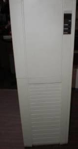 NEW 10 Bay Full Tower Computer Server PC Case w/ WHEELS Build IBM DOS Windows