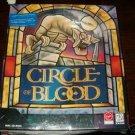 *SEALED* Circle of Blood for Mac - Game Macintosh Big Box Virgin CD NIB Classic