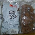 "3 POUNDS of Quality Rubber Bands 7"" x 5/8"" LARGE SIZE Quality Office Supply #107"