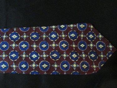 Robert Talbott Studios Brightes of Georgetown,Washington DC Red Finest Silk Tie