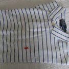 RALPH LAUREN POLO GOLF SHIRT S/S Red Pony Size Large L VERY NICE-