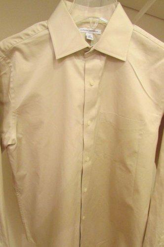 Men's Banana Republic L/S Casual Dress Shirt Sz 15 - 15.5 M Medium