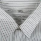 $ 52 Geoffrey Beene Men's dress Shirt Regular Fit  15 32/33 Wrinkle Free