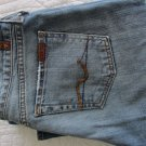 7 Seven for All Mankind Size 29 Flare Jeans