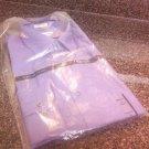 Van Heusen Regular Men Purple Color Dress Shirt  Size 16  NEW with Tag
