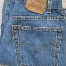 "LEVIS 505 SMALL ""e"" SINGLE made in the USA 38x32"