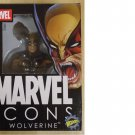 Marvel Icons Wolverine Wizard Exclusive Brown Costume Bust Wizard World Texas Exclusive