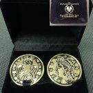 HUNGER GAMES CAPITAL COINS / MONEY Movie PROP Replicas 2 Coin Box Set New NECA