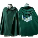 Free Shipping Attack on Titan Shingeki no Kyojin Recon Corps Cloak