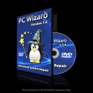 PC Wizard - Advanced System Repair on DVD Disc