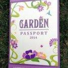 epcot flower and garden festival passport 2014