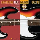 Hal Leonard Bass Method Book 1,2 2nd Edition