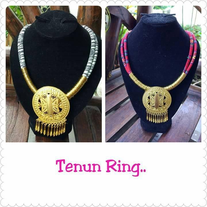 2 Set GERGORIOUS NECKLACE - Tenun Ring