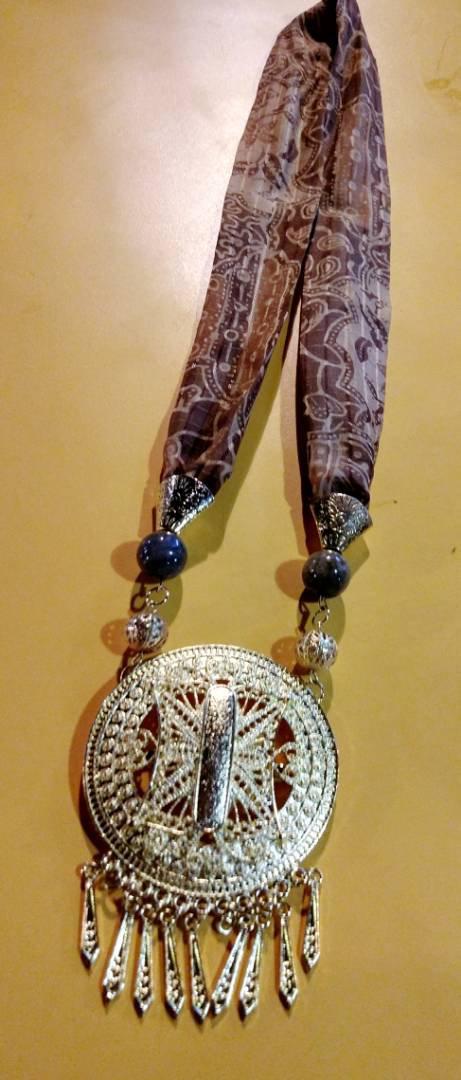 Gergorious Jewelery Necklace - Look ethnic and gergorius