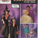 1993-Simplicity Costumes Pattern 0674-UNCUT- Size AA (2-6) Child's and Girls Costume