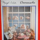 "BUTTERICK ""Design Margit Echols"" Pattern 5085 -UNCUT - Calico Christmas"