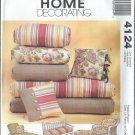 "McCall's ""Home Decorating"" Pattern 4124 -UNCUT-The Great Outdoors"