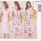 Butterick Pattern 4435 - UNCUT - Size 12-14-16 - Donna Ricco New York Designer -  Misses' Dress