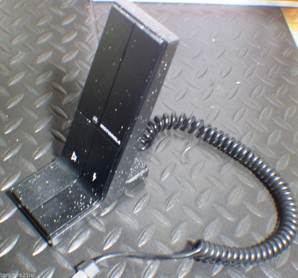 Used Motorola RMN5083A Desktop Base Microphone W4 W5 W7 SPECTRA, XTL 5000