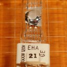 Qty 2 EHA GE Lamp Bulb 500w 120v gy9.5 54585 Osram, Sylvania, Phillips, Eiko