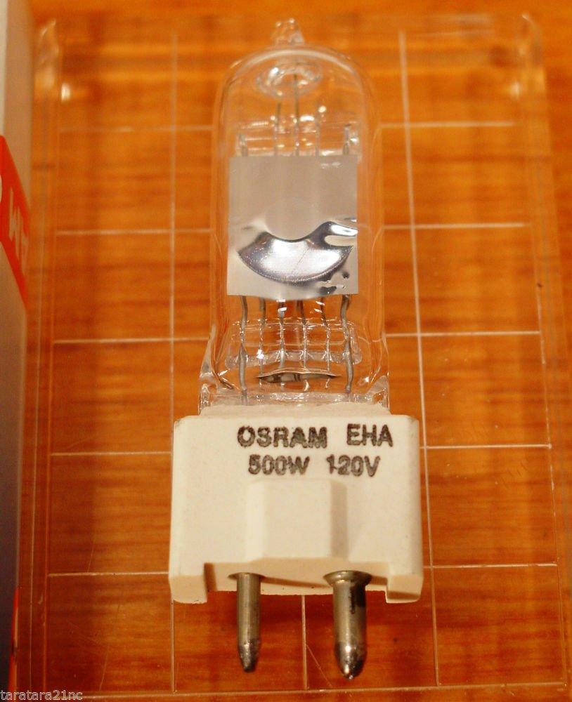 Eha Osram Sylvania Lamp Bulb 500w 120v Gy9 5 54585 Osram