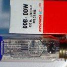 Sylvania DDB DDW 750 Watt 120-125 Volt AV Photo Projector Bulb / Lamp