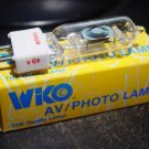 Qty 4 WIKO BVE AV Photo Projector Bulb 120V - 625 watt New in Box Lot of 4 Lamps