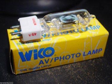 Qty 4 WIKO BVE AV Photo Projector Bulb 120V - 625 watt New in Box Lot of 4 Lamps