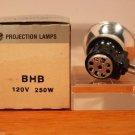 GE BHB Projector Bulb 120V 250W Lamp