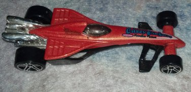 2001 Hot Wheels Greased Lightnin' (#131) - loose