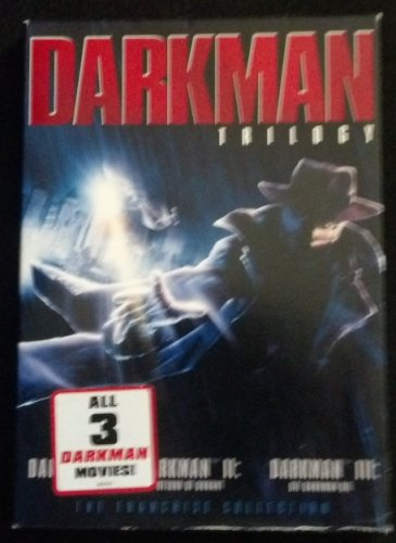 Darkman Trilogy - all three movies on one DVD