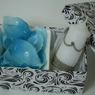 Silk soap pedals gift set