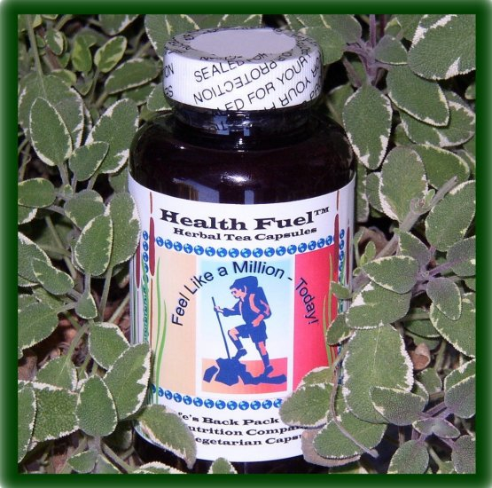 HEALTH FUEL by Life's Backpack Herbal Nutrition Co.