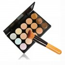 Concealer & Multi-Function Oblique Head Powder Brush