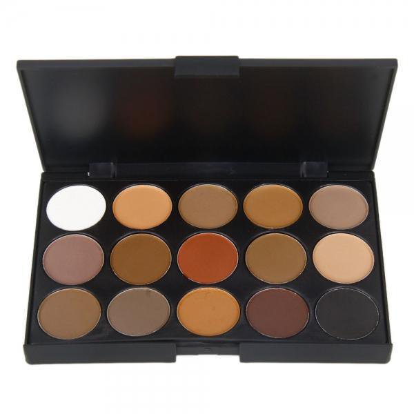 Makeup Palette Beauty 15 Dazzling Colors Eyeshadow