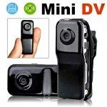 Black Sound Control Mini Digital Video Recorder