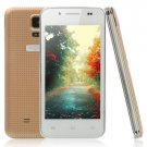 "Mini S5 256+512MB Spreadtrum MTK Dual-core Processor Android 4.1.2 Cellphone with 4.0"" Screen Golden"