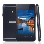"""HTM minione 3.5"""" Android 4.2.2 OS MTK6820 Single Core 1.2GHz RAM 256MB Bar Smartphone Black"""