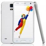 "W800 4.5"" Android 4.2.2 MTK6582 Quad Core 1.3GHz 1GB + 4GB Smartphone White"