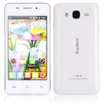 """Royalstar ip5 4.0"""" Dual Card Dual  Android 4.2.2 Single Core GSM Cellphone ( Free Case) White"""
