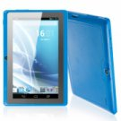 "Q8 7"" 16GB A23 Dual Core Android 4.2 Capacitive Tablet PC Dual Camera IM Blu"