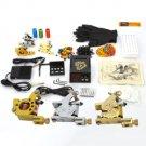 3 Guns Tattoo Machine Kit LCD Power Supply