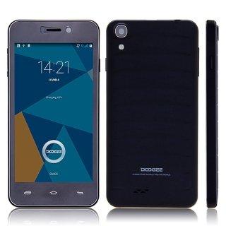 "(VALENCIA) DOOGEE DG800 4.5"" Android 4.4 Dual-core 1+8GB Smartphone (EU Standard) Black"