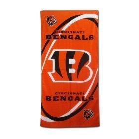 Cincinnati Bengals Beach Towel