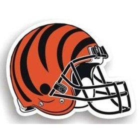 Cincinnati Bengals Helmet Magnet