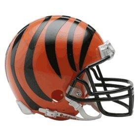 Cincinnati Bengals Mini Replica Helmet