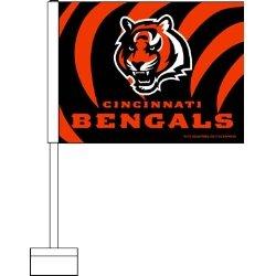 Cincinnati Bengals Official NFL Car Flag!