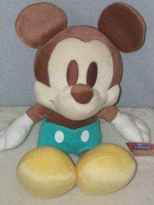 Disney Sega Plush Mickey Mouse Series 1 Chocolate Flavor of the Month